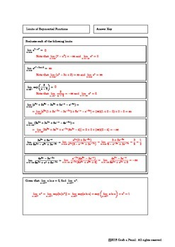 Limits of Exponential Functions
