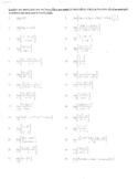 Limits with Algebra including zero over zero