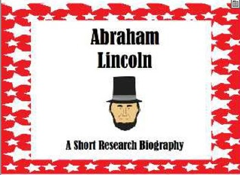Lincoln Biography Flipchart