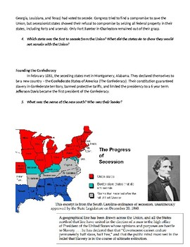Lincoln Douglas Debates; Election of 1860; House Divided Speech Inquiry Docs