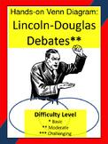 Lincoln-Douglas Debates Hands-On Venn Diagram Activity