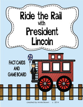 Lincoln Fact Game (Lincoln, Presidents, Social Studies )
