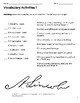 Abraham Lincoln Informational Text and Activities for EFL-ESL-ELD