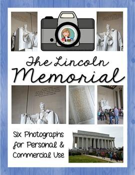Lincoln Memorial Photos