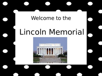 Lincoln Memorial Powerpoint