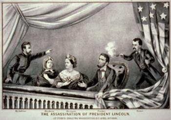 Lincoln Presidential Assassination Flipchart