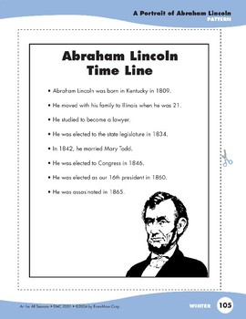 Lincoln and Washington Art Projects