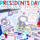 Lincoln and Washington Presidents Pack