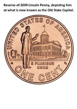 Lincoln's House Divided Speech Handout