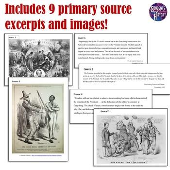 Emancipation proclamation analysis worksheet answers