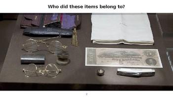 Lincoln's Pockets Flipchart