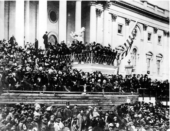 Lincoln's Second inaugural  Excerpt with questions and key