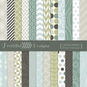 Lincon Digital Paper Pack for Commercial Use