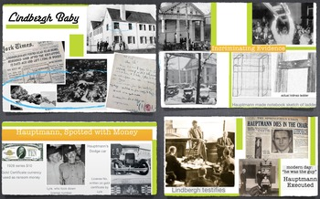 Lindbergh Baby ~ FREE POSTER ~ Kidnapping & Murder ~ Charl