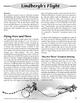 Lindbergh's Flight Across the Atlantic