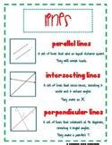 Line Anchor Chart