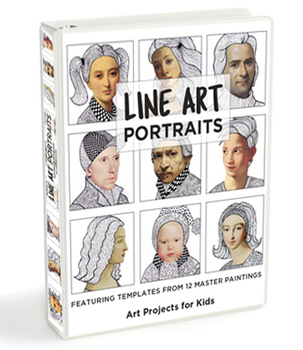 Line Art Portraits