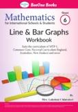 Line & Bar Graphs Grade 6 Maths Workbook from www.Grade1to6.com