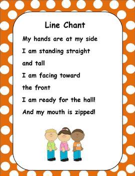 Line Chant
