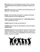 Line Dance Handout and Worksheet