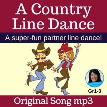 """Partner Line Dance 