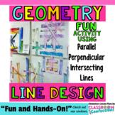 Geometry Activity: Line Design