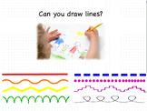 Line Drawing (Basic Handwriting)