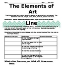 Line: Elements of Art