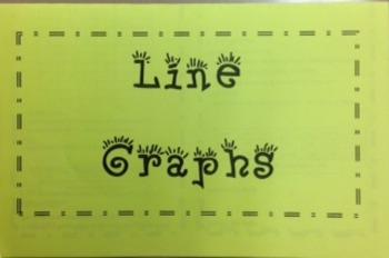 Line Graph Foldable