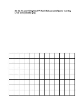 Line Graph Lesson Plan