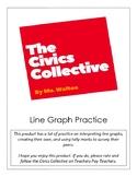 Line Graph Worksheets