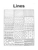 Line Handout for Art Education!