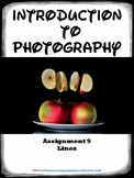 Line Photography Lesson (Assignment 9)
