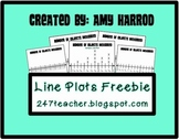 Line Plot Freebie