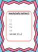 Line Plot Graph Word Problems-Lock Box Escape Room