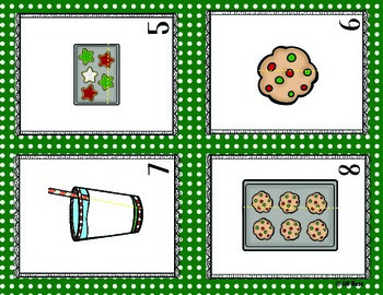 Line Plot Math Center Task Cards December: Measure & Interpret Data 3.MD.B.4