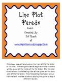 Line Plot Parade ~ 2.MD.9