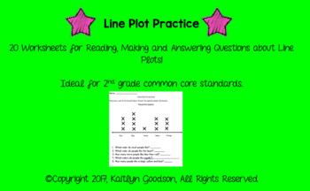 Line Plot Practice