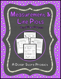 Line Plot Practice / Measurement (3rd Grade)