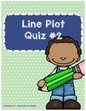 Line Plot Quiz 2 (5.MD.2)