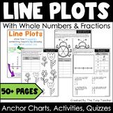 Line Plot Unit {Games, Activities, Assessments}