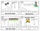 Line Plot Task Cards: Metric Units