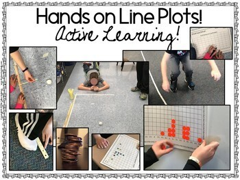 Line Plot Toolkit:  Activities, Investigations, and Assessments