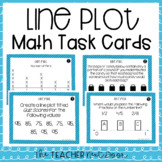 5th Grade Line Plots With Fractions Task Cards