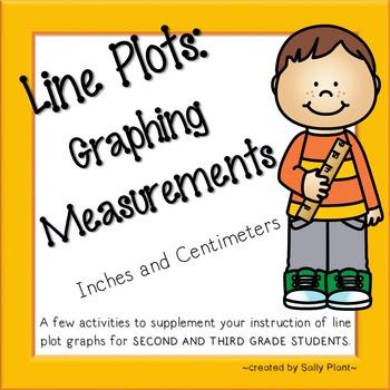 Line Plot Measurement Graphing