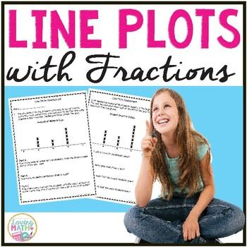 Line Plots Assessment / Worksheets