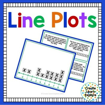 Line Plots Build Them Activity