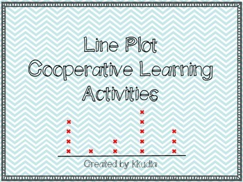 Line Plots Cooperative Learning Activities