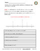 Line Plots and Data Distribution - 6.SP.2