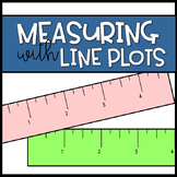 Measuring to the Quarter Inch, Line Plots, and Problem Solving